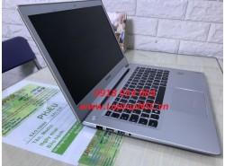 Lenovo Ideapad U430p i5 4210U Vỏ Nhôm Đèn Phím