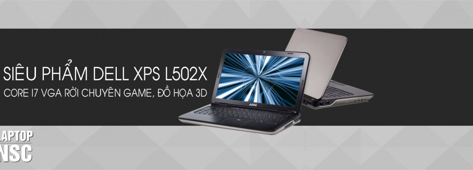 Dell XPS L502X i7 2670QM
