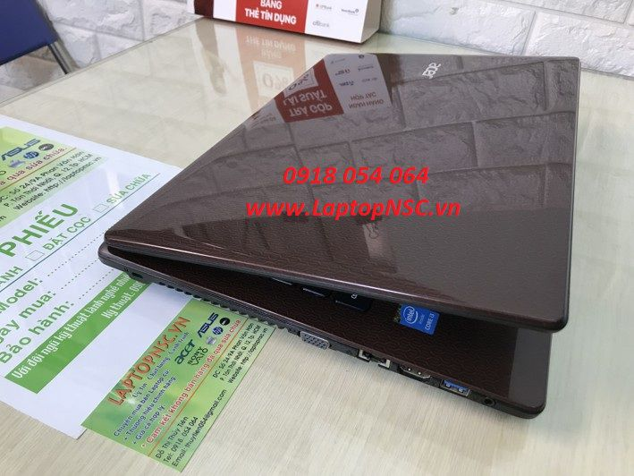 E5-471 i3 4005U (Brown) Giá Rẻ