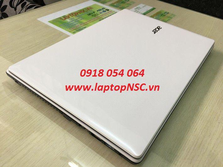 E5-471 Core i3 4005U (White)