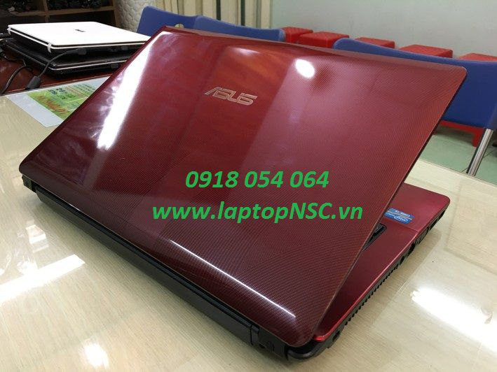 Asus K43E Core i5 2540M (Red), 4G, 500G, 14 Inch