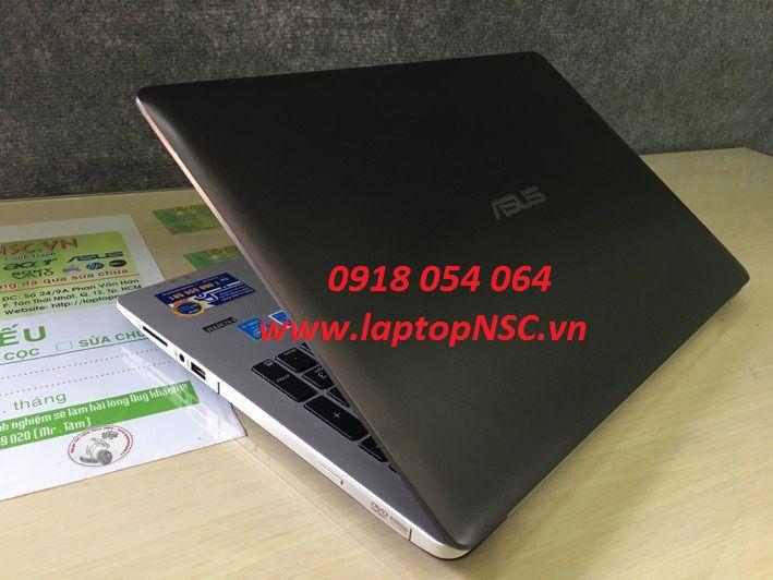 Asus K551LA i5 4210U, 6G, 500G, 15.6 Inch Vỏ nhôm