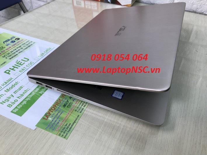 Laptop cũ Asus VivoBook S510UA i5 7200U Siêu Mỏng | laptopnsc vn
