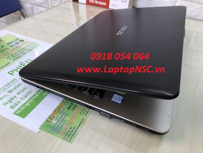 Asus X541UJ i5 7200U VGA