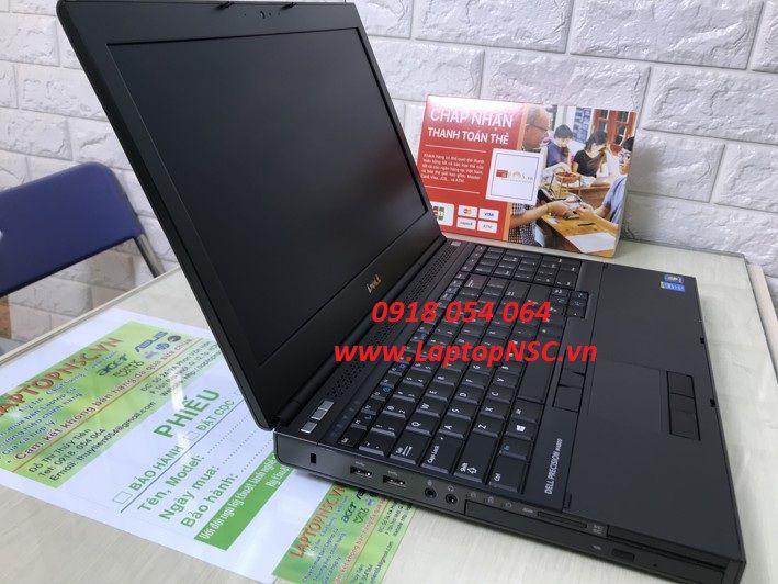 Dell Precision M4800 Core i7 4810MQ SSD
